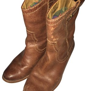Fossil Brown Boots