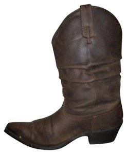 Dingo Leather Western brown Boots
