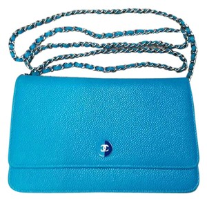 Chanel Woc Wallet On Chain Caviar Woc Woc Woc Cross Body Bag