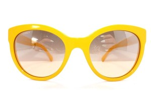 Chanel CHANEL 5315 c.1508/S6 Pantos Signature Yellow Sunglasses