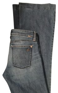 DL1961 brand new Trouser/Wide Leg Jeans-Distressed