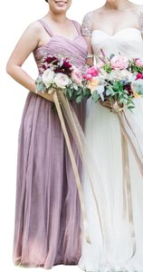 Lulu*s Mauve Sunday Kind Of Love Dress
