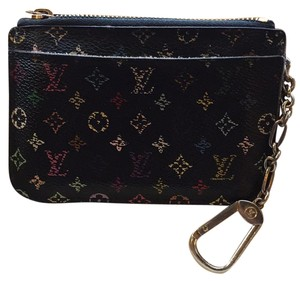 Louis Vuitton Multicolore Cles /Key Pouch
