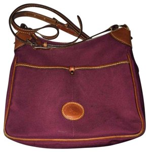 Dooney & Bourke Canvas Everyday Cross Body Bag