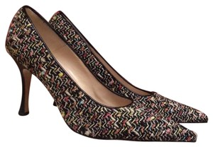 Manolo Blahnik Multi Pumps