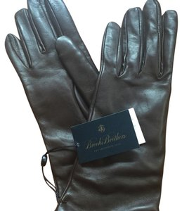 Brooks Brothers NWT Leather Gloves