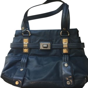 B. Makowsky Tote in wedgewood blue