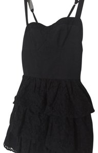Abercrombie & Fitch short dress navy blue Blue Summer Girls on Tradesy