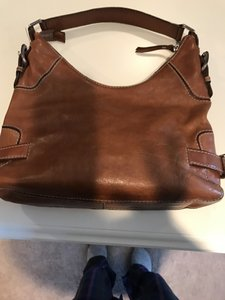 Michael Kors Vintage Leather Designer Color Hobo Bag
