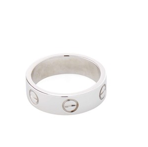 Cartier Cartier Love Ring 18k white gold