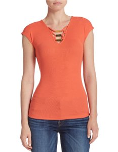Guess Top Orange