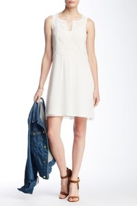 Lucky Brand short dress White on Tradesy