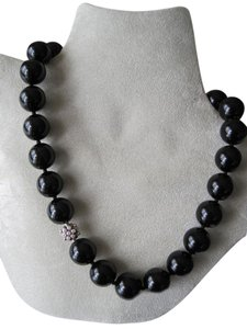 Anzie Anzie onyx necklace