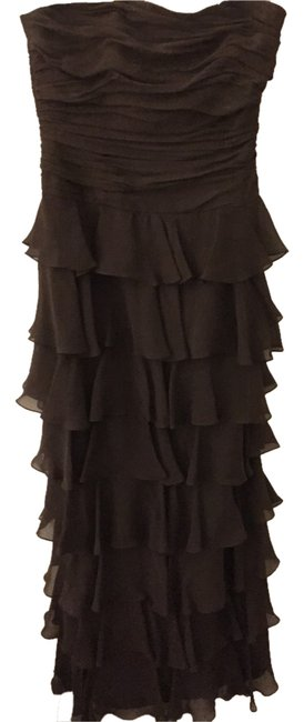 Preload https://item5.tradesy.com/images/kay-unger-dress-brown-2064199-0-0.jpg?width=400&height=650