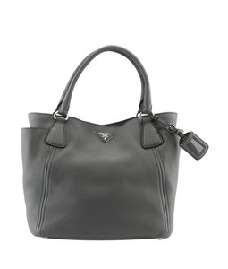 Prada Medium Tote in Grey