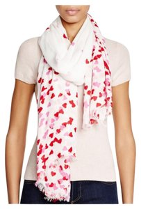 Kate Spade Kate Spade New York Falling Hearts Scarf