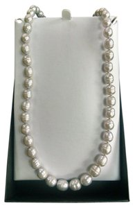 Honora Honora freshwater pearl necklace w/sterling silver clasp