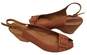 Kelly & Katie Brown Wedges