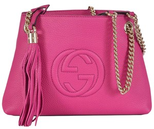 Gucci Handbag Wallet Tote in Pink