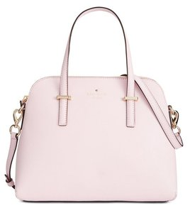 Kate Spade Maise Pxru4471 Satchel in Pink Blush