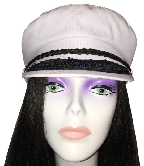 Preload https://item3.tradesy.com/images/other-ship-s-captain-hat-black-and-white-roxanne-anjou-closet-2064302-0-0.jpg?width=440&height=440
