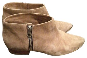 ALDO cream brown Boots