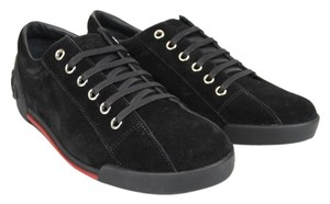 Gucci Script Logo Trainer Suede Sneakers Boots