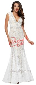 Mac Duggal Couture Mac Duggal Wedding Dress