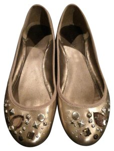 Xhilaration grey Flats