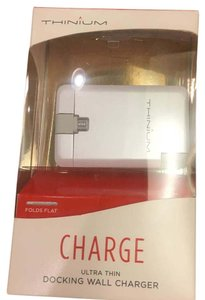 thinium ultra thin docking wall charger