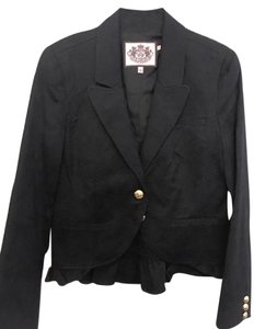 Juicy Couture Formal Dress-up Black Blazer