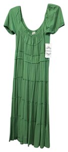 lime green Maxi Dress by Sangria