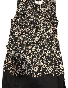 Marc Jacobs short dress Black/Creme on Tradesy