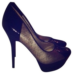 SE Boutique by Sam Edelman Designs black Platforms