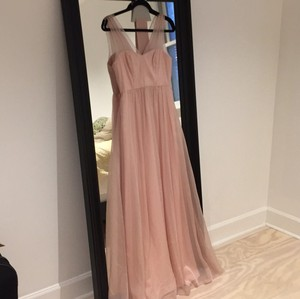 BHLDN Light Pink / Blush Josephine Dress Dress