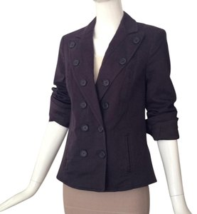 A|X Armani Exchange Black Blazer