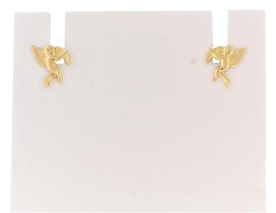 Preload https://img-static.tradesy.com/item/20644146/cupid-angel-stud-in-14k-yellow-gold-valentine-s-day-gifts-earrings-0-1-540-540.jpg