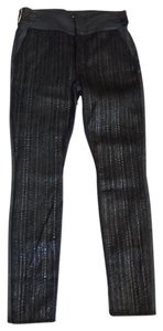 7 For All Mankind Malhia Kent Pieced Skinny Jeans