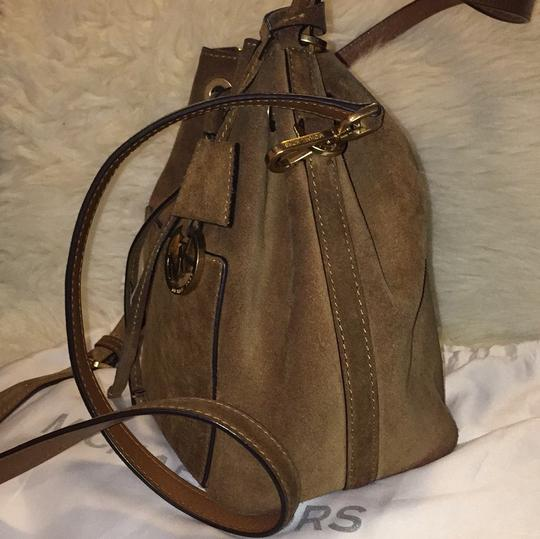 Michael Kors brown Messenger Bag Image 1