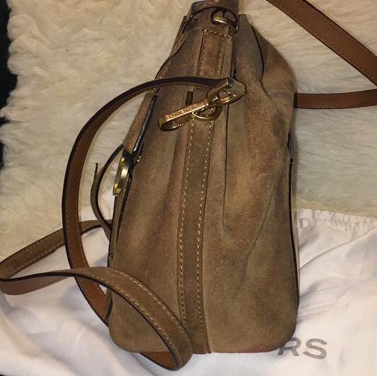 Michael Kors brown Messenger Bag Image 2