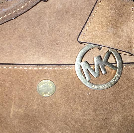 Michael Kors brown Messenger Bag Image 5