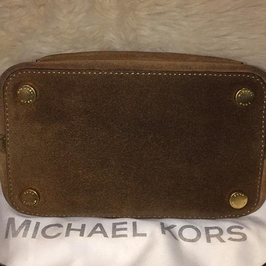 Michael Kors brown Messenger Bag Image 6