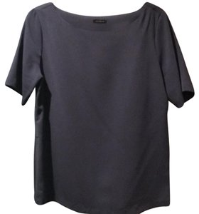 Ann Taylor Top slate blue