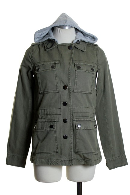 Rachel Roy Military Jacket Image 1