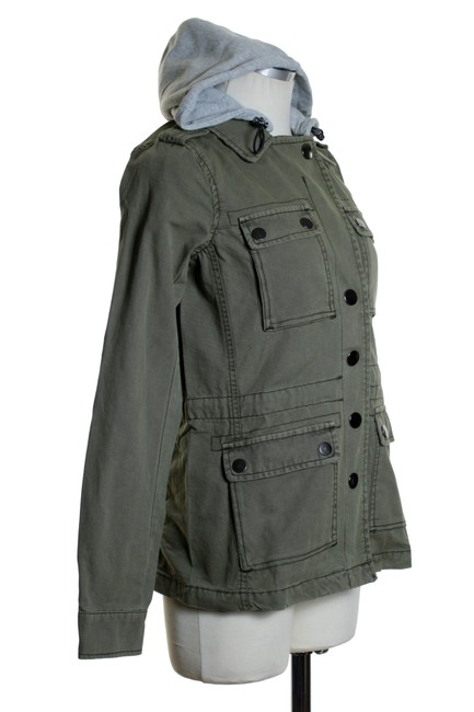 Rachel Roy Military Jacket Image 2