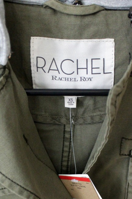 Rachel Roy Military Jacket Image 4