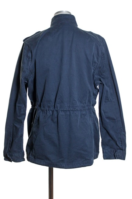 Lucky Brand Long Sleeve Solid Military Jacket Image 3