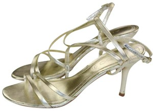 ALDO Metallic Italian European Party Gold Sandals
