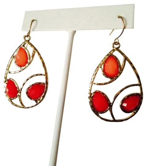 Preload https://item2.tradesy.com/images/neiman-marcus-shades-of-redorangegold-faceted-carnelian-and-fire-opal-teardrop-earrings-2064446-0-0.jpg?width=440&height=440