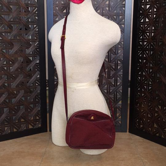 Mark Cross Vintage Made In Italy Mini Cross Body Bag Image 1